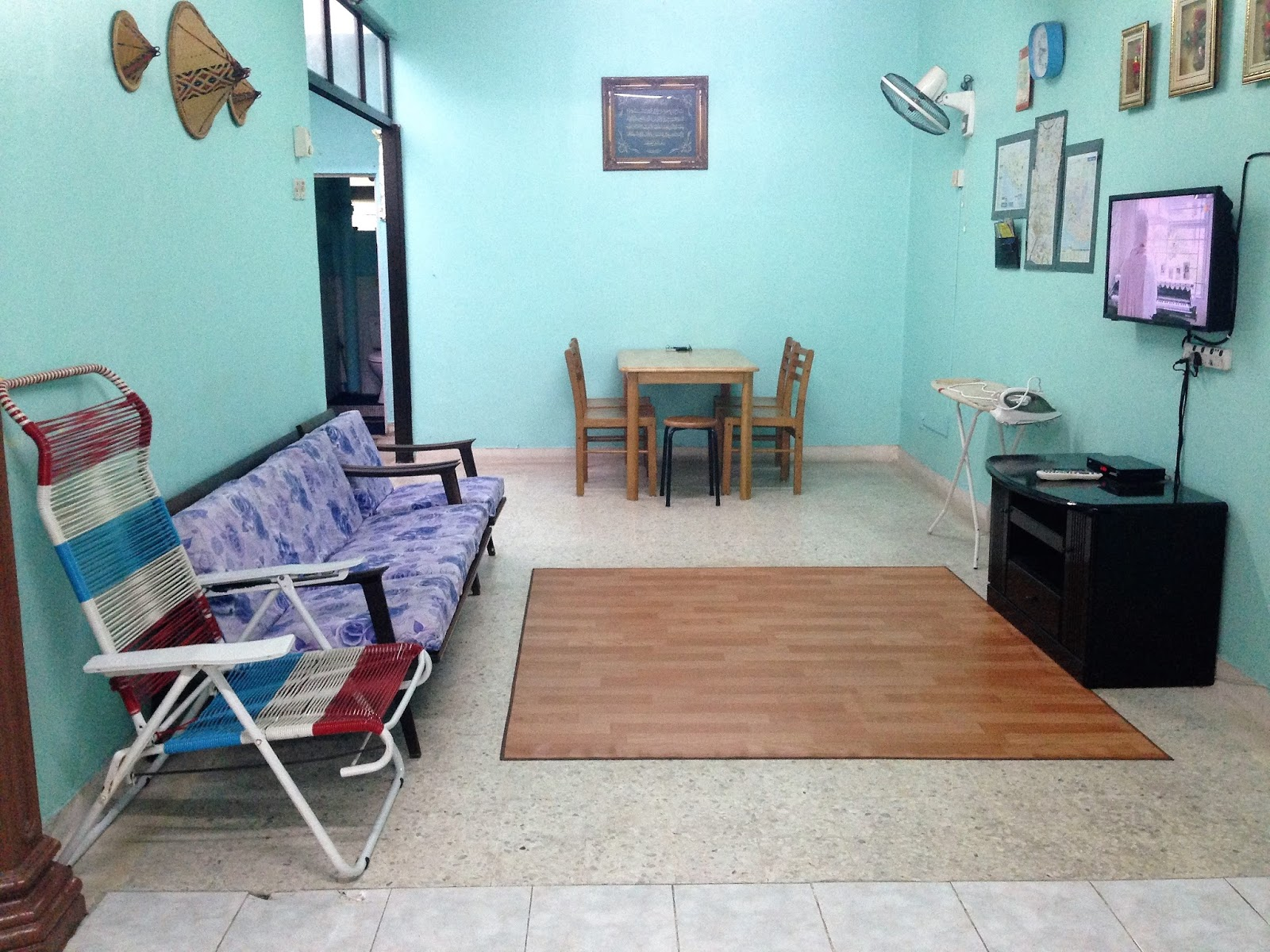 D Suria Homestay Di Tengah Bandar Melaka