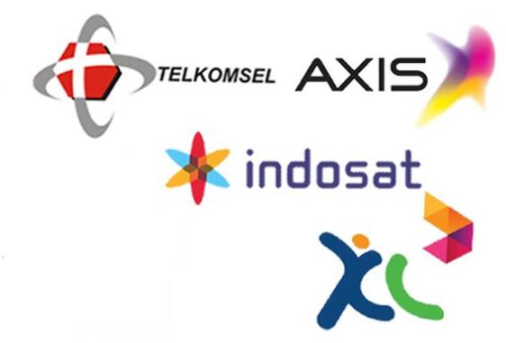 Cara Mudah Transfer Pulsa Telkomsel, Indosat, XL, dan Axis