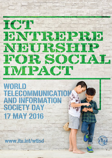 world telecommunication and information society day The theme of this year's world telecommunication and information society day (wtisd 2018) is 'enabling the positive use of artificial intelligence for all.