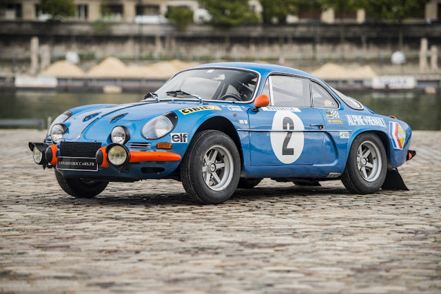 1971 Alpine A 110 for sale at Historic Cars - #Alpine #classiccar #renault #forsale
