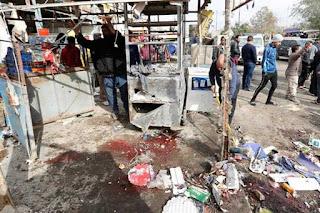 ISIS Kembali lakukan Serangan Bom Mobil di Baghdad yang Tewaskan 39 orang dan melukai 57 Lainnya - Commando