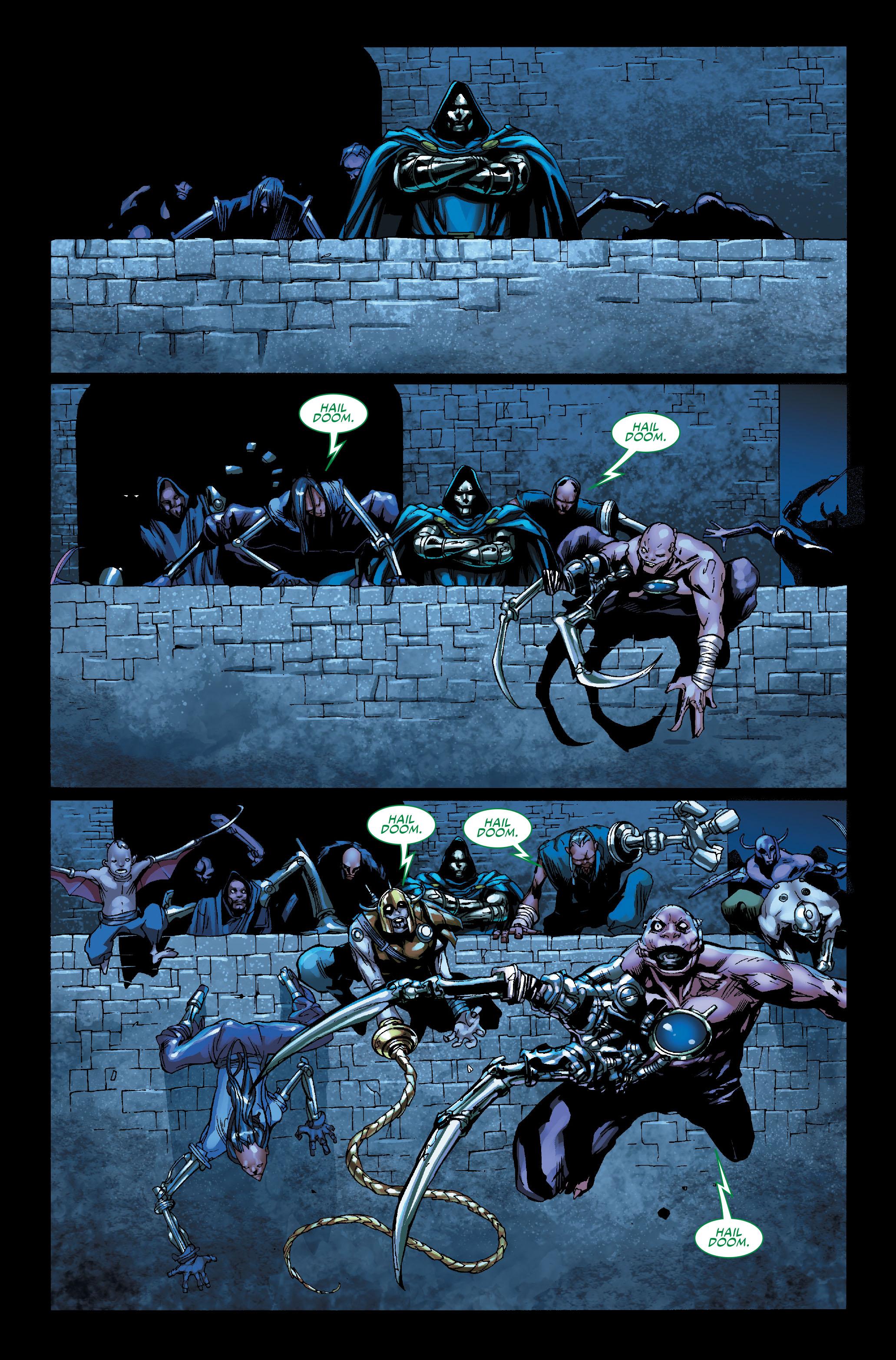 Thor (2007) Issue #604 #17 - English 21