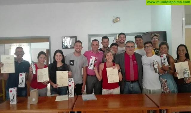 Clausura Curso de Hostelería en Tazacorte