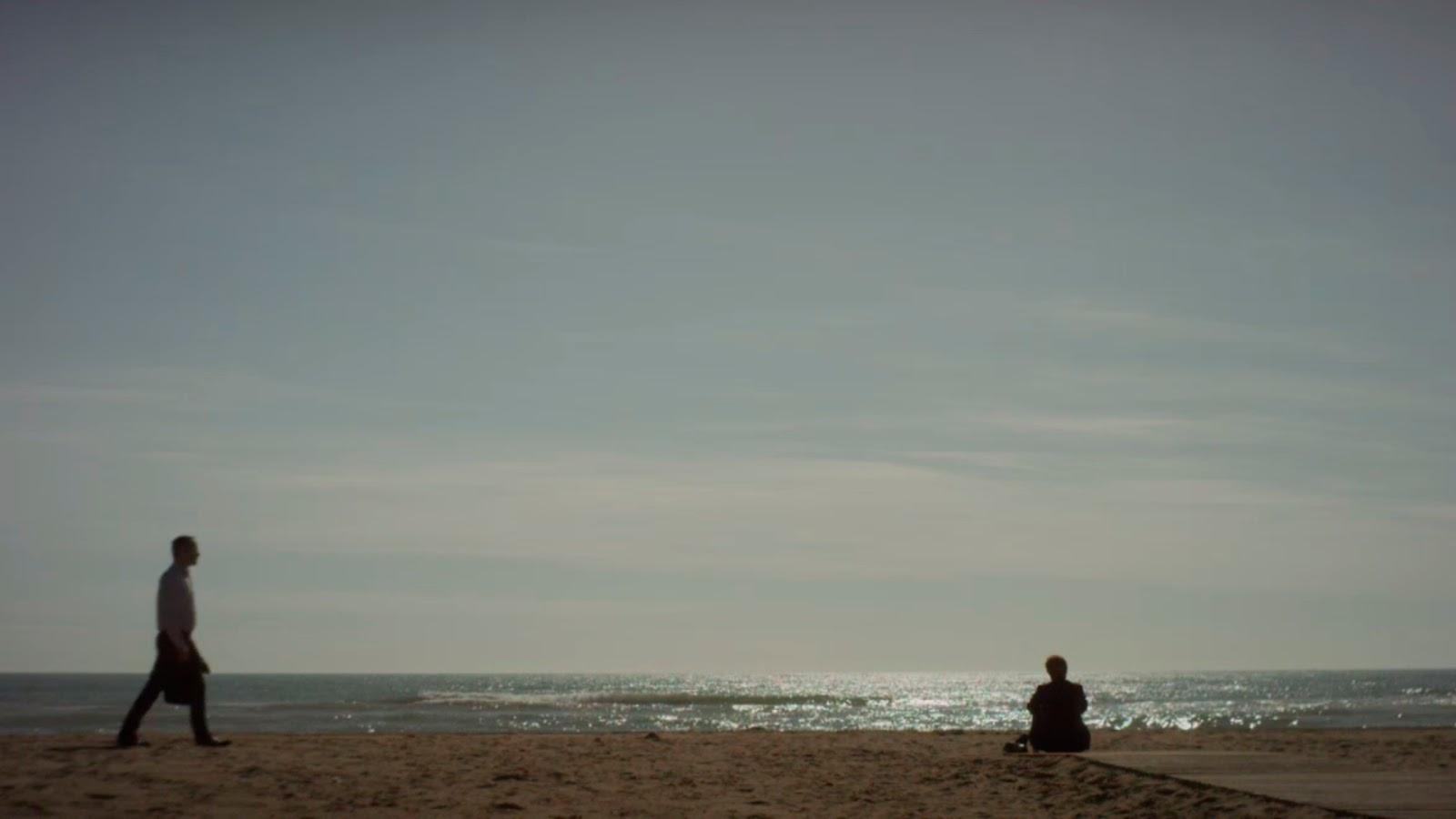 Fotograma de Francesc Garrido y Blanca Portillo en el último episodio de 'Sé quién eres'