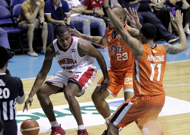 Title drought over! Ginebra wins 2016 Governors' Cup