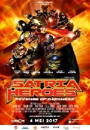 Sinopsis Film SATRIA HEROES REVENGE OF DARKNESS 2017