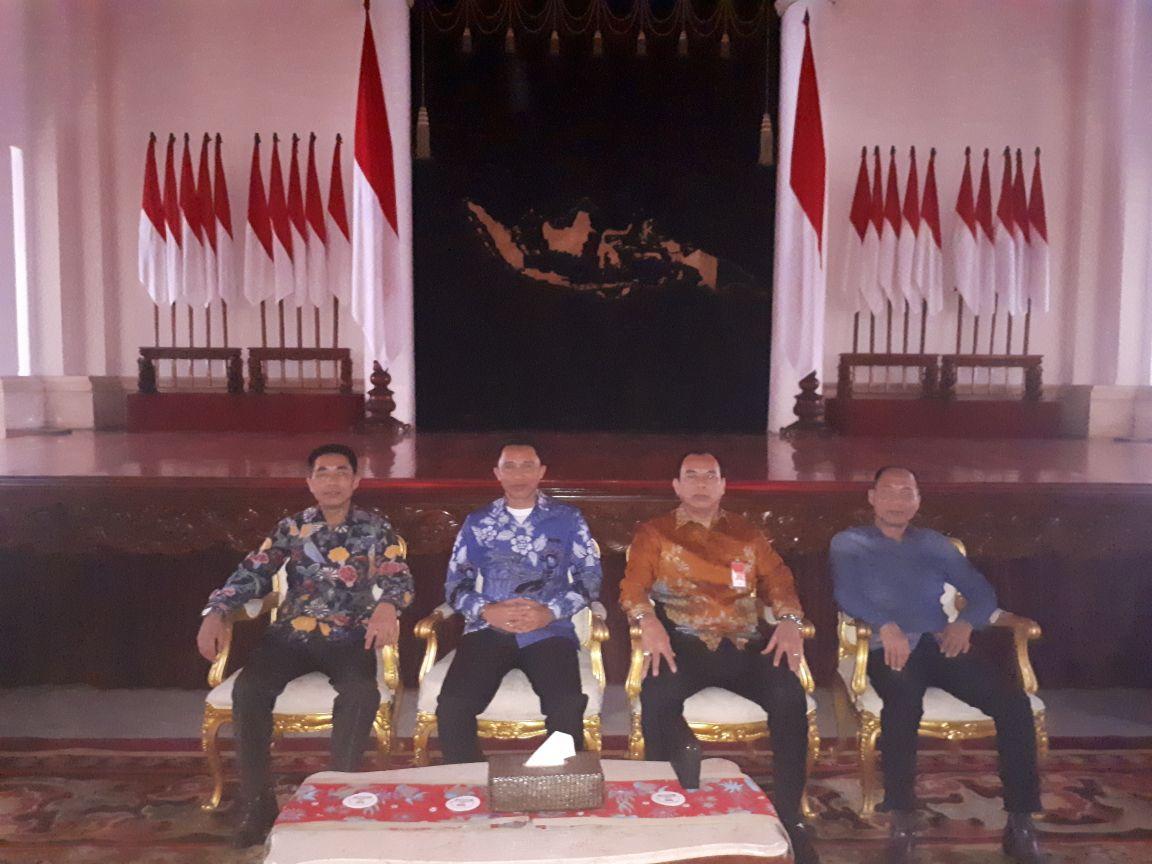 Pastikan Kehadiran Jokowi di Festival Kopi, Parosil dan Edi Novial ke Istana