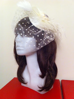 Audrey Hepburn vualet nikah şapkası