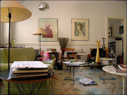 Key Interiors By Shinay: Mid-Century Modern Living Room
