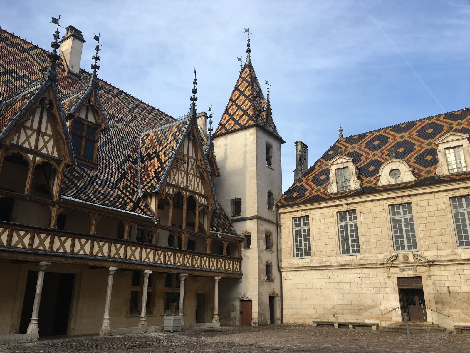 Un week-end à Beaune
