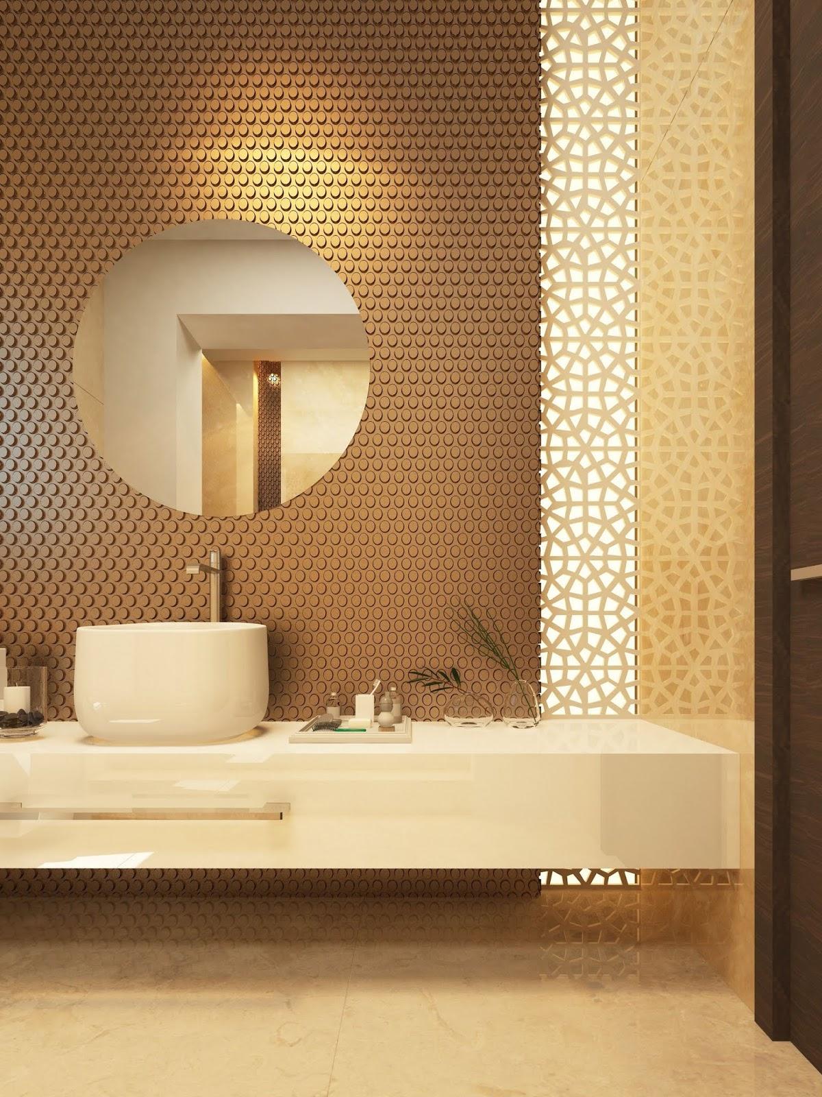 Wonderful Concept of Toilet Decor Concept
