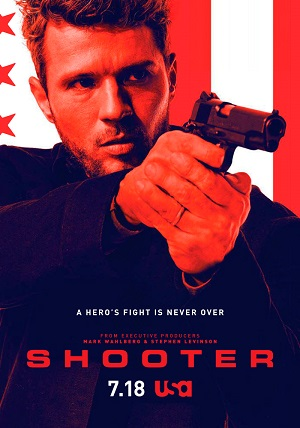 Shooter Temporada 2 audio latino