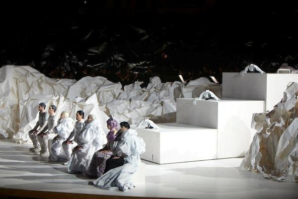 Don Giovanni - Los Angeles Philharmonic - May 2012 - Costumes: Rodarte; Set: Frank O. Gehry