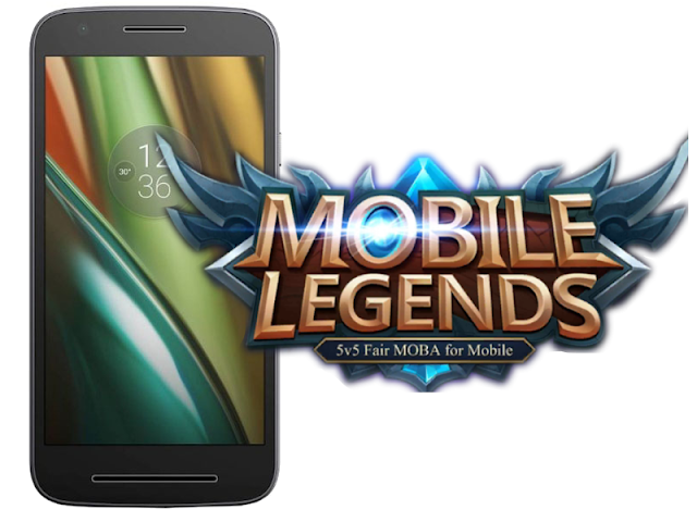 HP Lenovo Moto e3 Power Lancar Main Mobile Legends