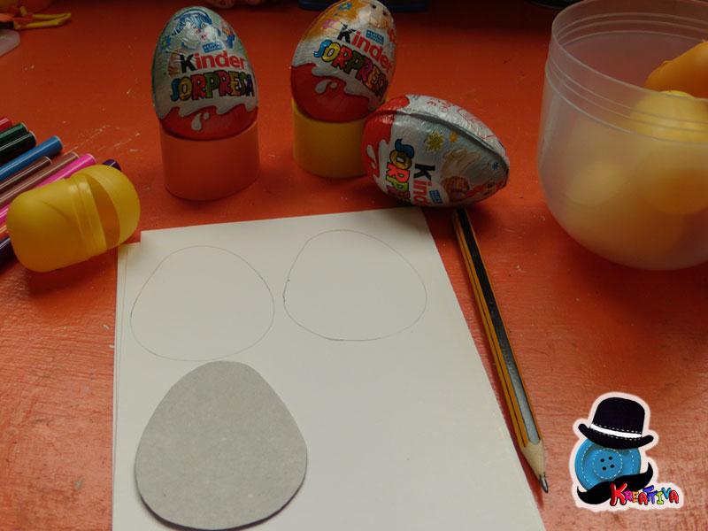 decorazioni di pasta per caccia alle uova