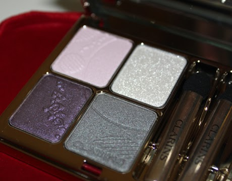Clarins Limited Edition Eye Quartet Mineral Palette