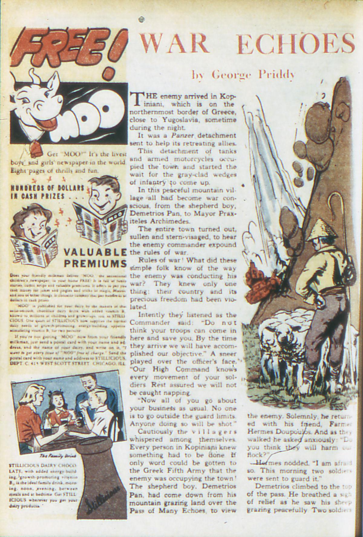 Read online Adventure Comics (1938) comic -  Issue #64 - 55