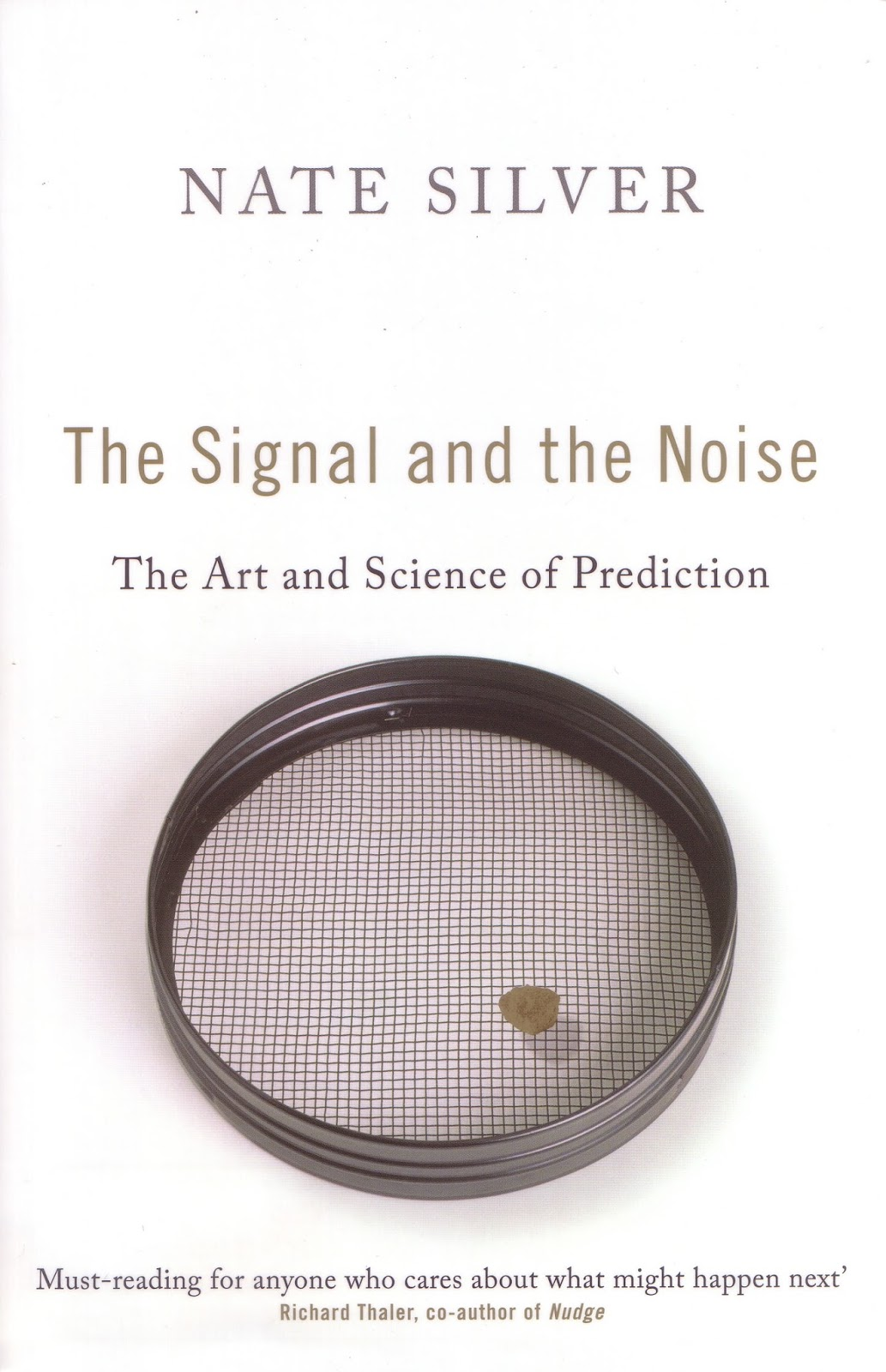 nate silver noise and signal pdf