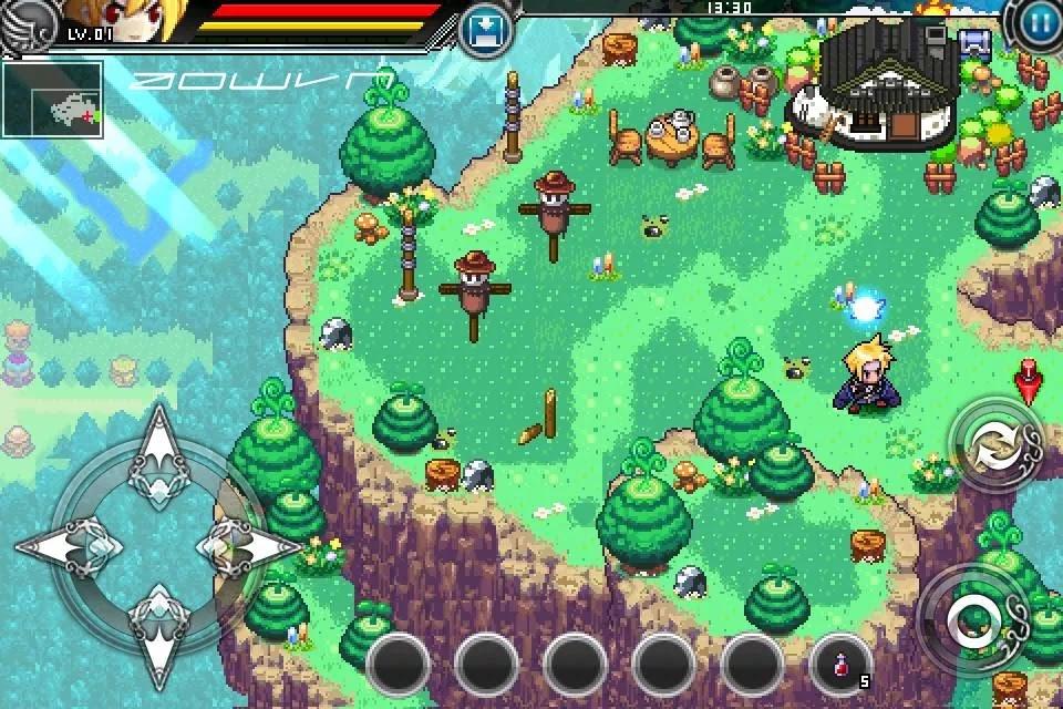 AowVN Zenonia%2B%25284%2529 - [ RPG ] Trọn bộ ZENONIA cho Android & IOS | Game Hay trên Điện Thoại