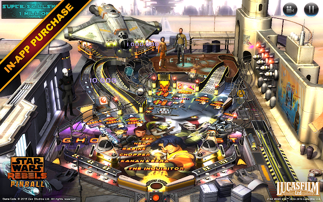 Hack Star Wars Pinball 4 (4.0.2) APK + MOD - YouTube