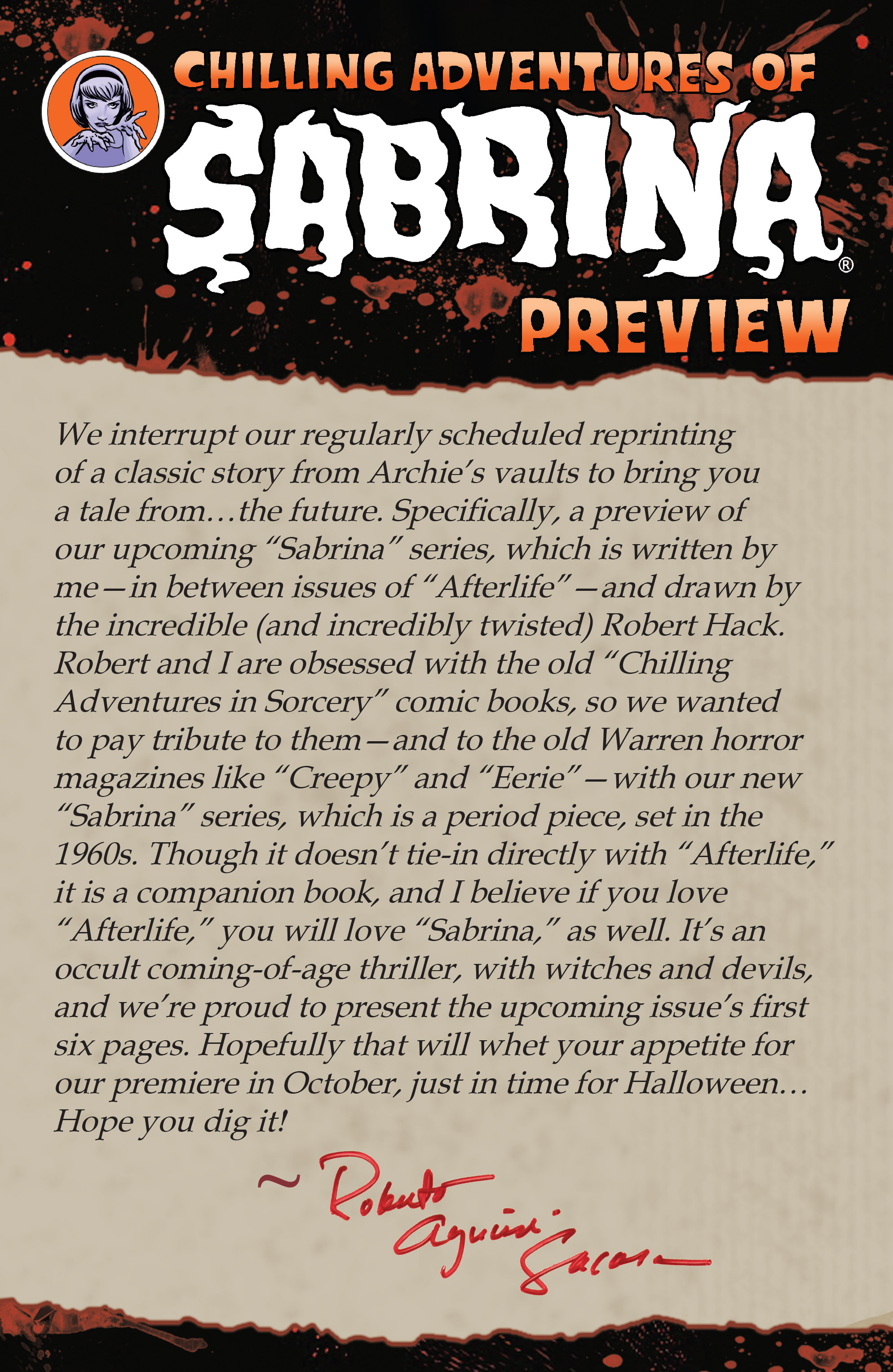 Read online Afterlife with Archie comic -  Issue #6 - 26