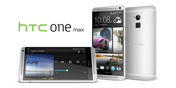 HTC One max for Verizon receives Android 4.4 KitKat update