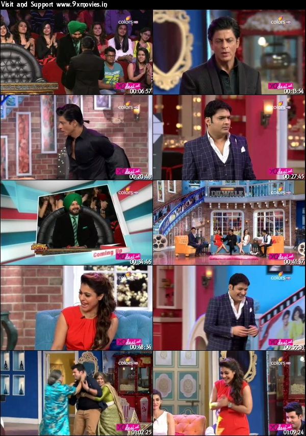 Comedy Nights With Kapil 20 Dec 2015 HDTV 480p
