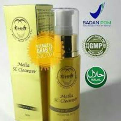 Melia SC Cleanser asli dan murah