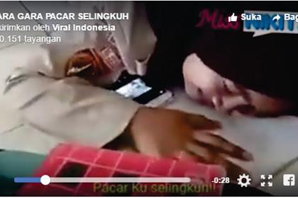 "Astaghfirullah.. Anak SMP Menangis Ngaku ""Ingin Mati Saja"" Karena Pacar Selingkuh"