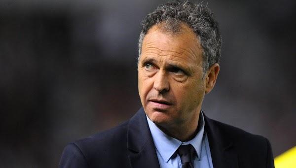 Oficial: Sevilla, Joaquín Caparrós nuevo técnico