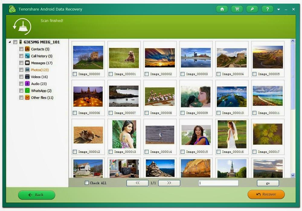 تحميل برنامج استرجاع الصور المحذوفة من الايفون