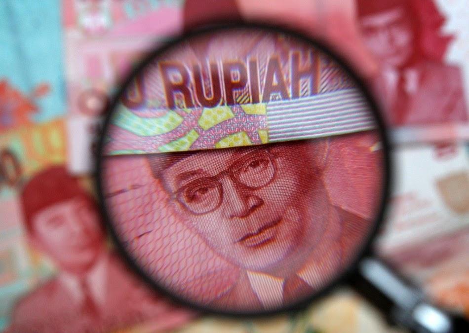 Hari Ini, Rupiah di Level Rp13.010 Per Dollar AS