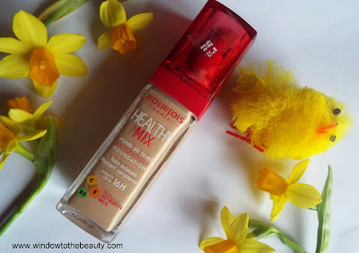 Bourjois Healthy Mix review