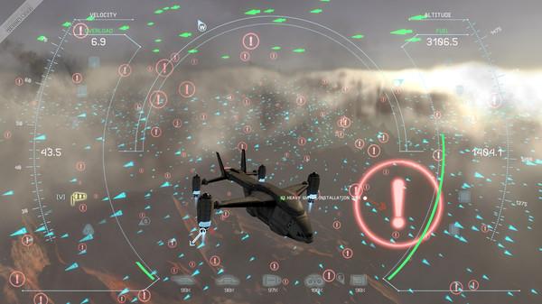 Frontier Pilot Simulator PC Game