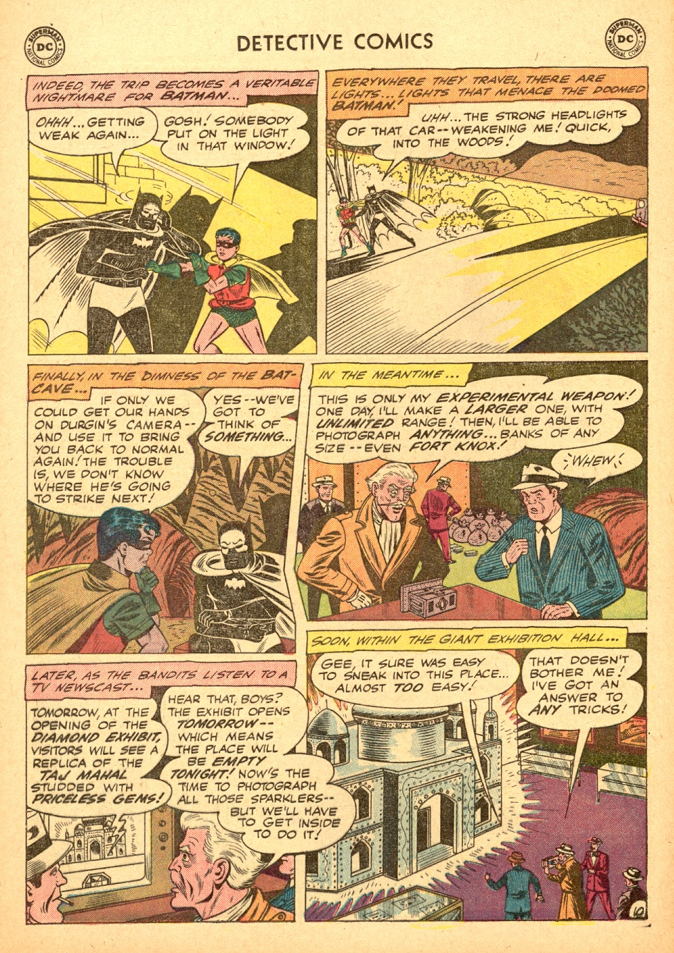Detective Comics (1937) 284 Page 11