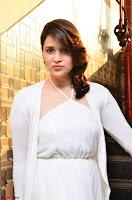 Mannara Chopra in Beautiful Cute Sensual Whtie Designer Dress ~  Exclusive Pics 016.jpg