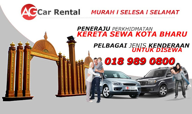 AG Car Rental - Kota Bharu