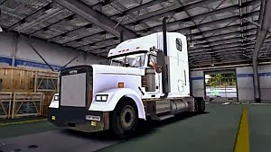 Freightliner classic 120