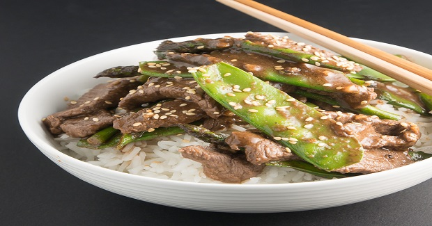 Five Spice, Hoisin Beef With Vegetables Recipe