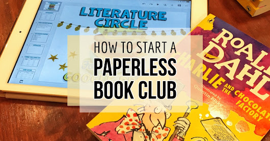 How to make your book clubs paperless