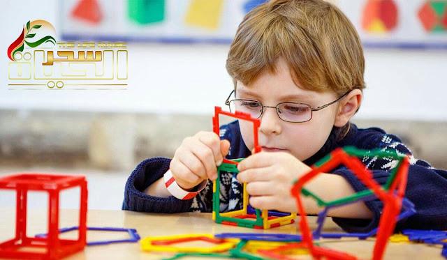 متلازمة اسبرجر عند الأطفال