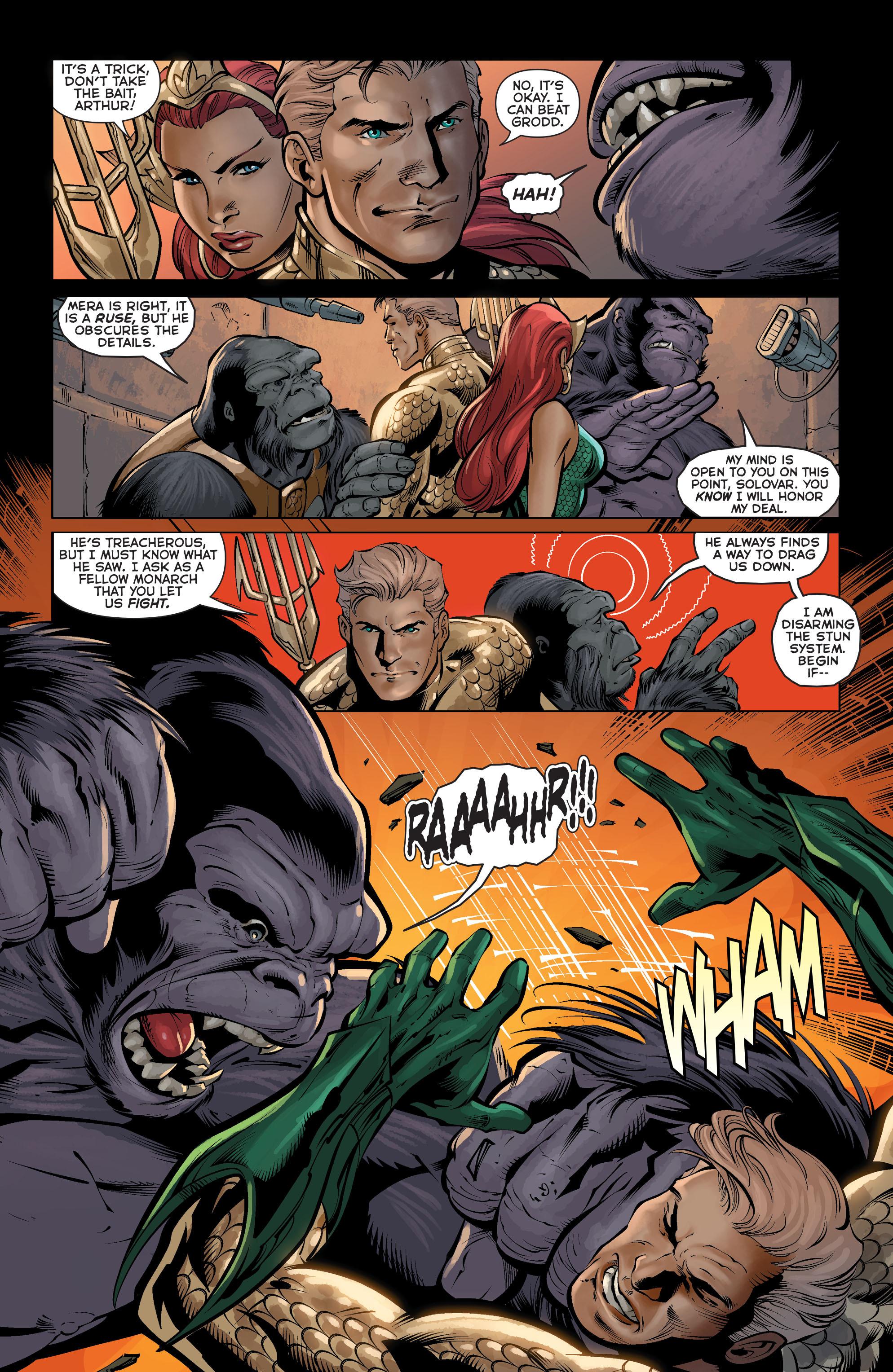 Read online Aquaman (2011) comic -  Issue #37 - 13