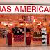 Lojas Amerinas da quadra 318 de Samambaia sofre assalto na noite dessa segunda(16)