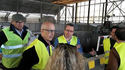 La Generalitat invertirá más de 5,5 millones de euros en la reconstrucción de la planta de envases ligeros de Benidorm