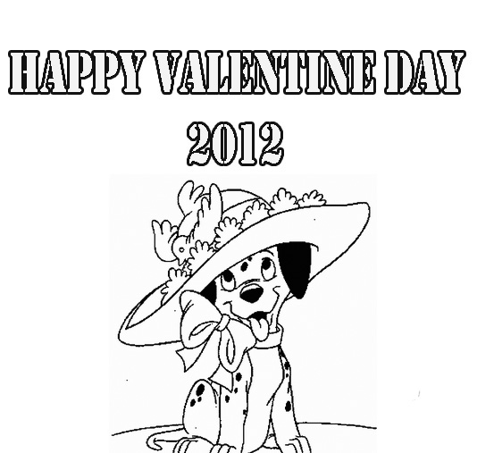 Monkey Valentine Coloring Pages