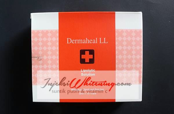 Dermaheal LL Lipolytic Solution, Dermaheal LL, Dermaheal LL Injeksi, Dermaheal Injection,Dermaheal LL Lipolytic Solution Korea