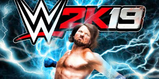 WWE 2k19 Apk Free Download For Android With OBB Data File