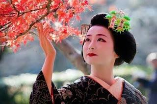 geisha origen - geisha oriental