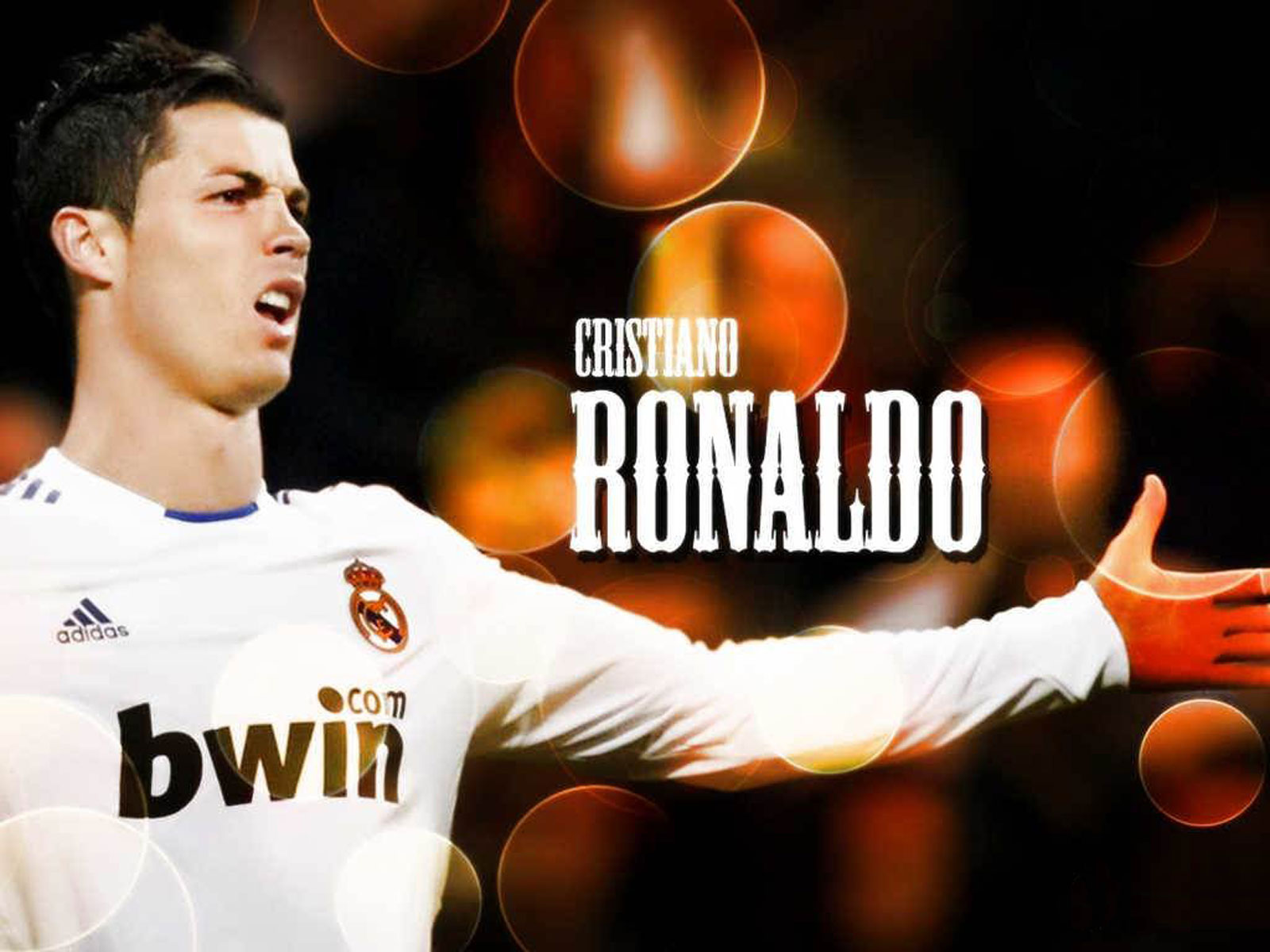 Love Wallpaper Gambar Cristiano Ronaldo