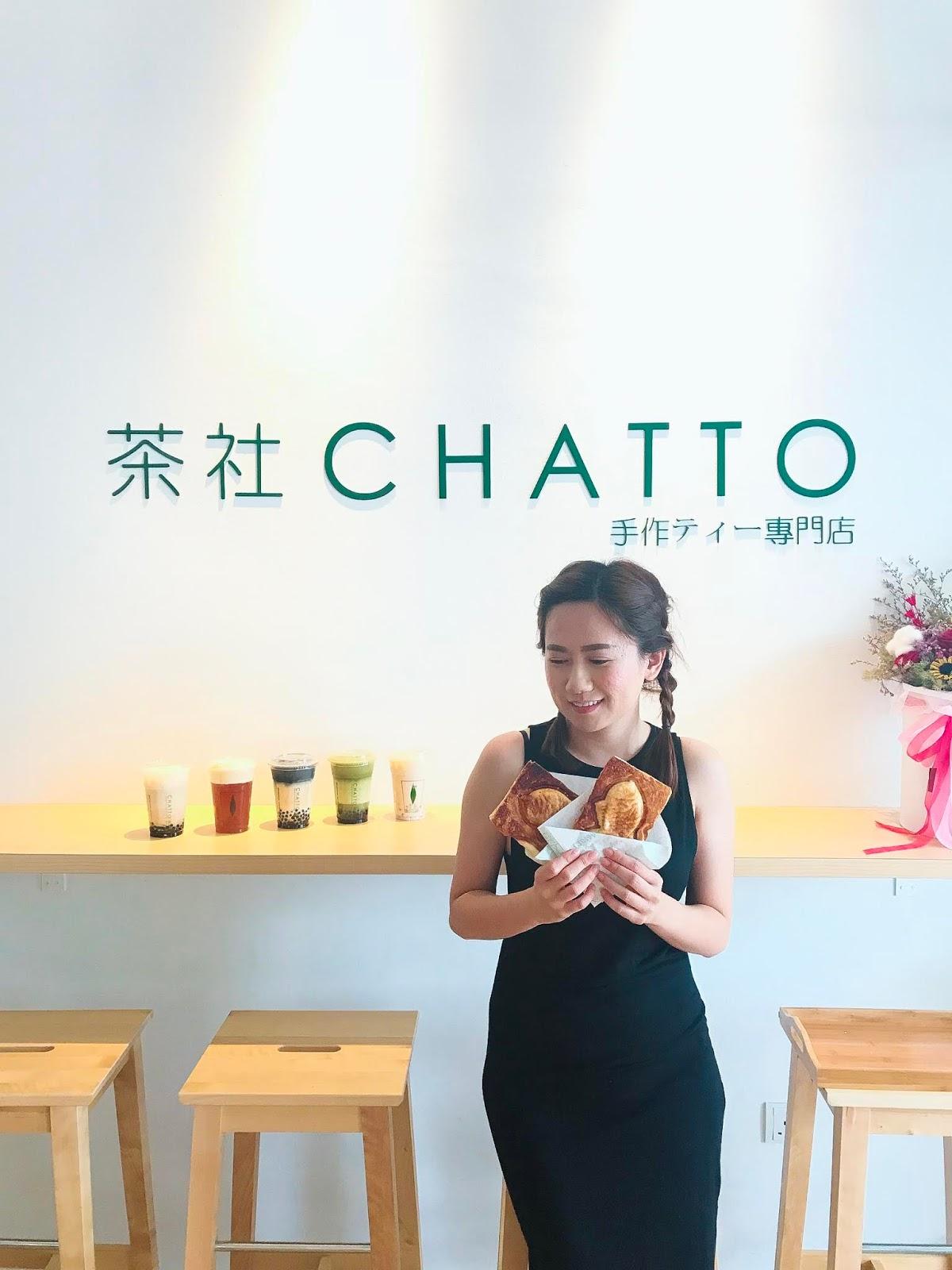 [Food Review] Chatto - The Handcrafted Tea Bar Sunway @ Subang Jaya